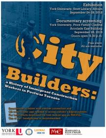 City Builders poster